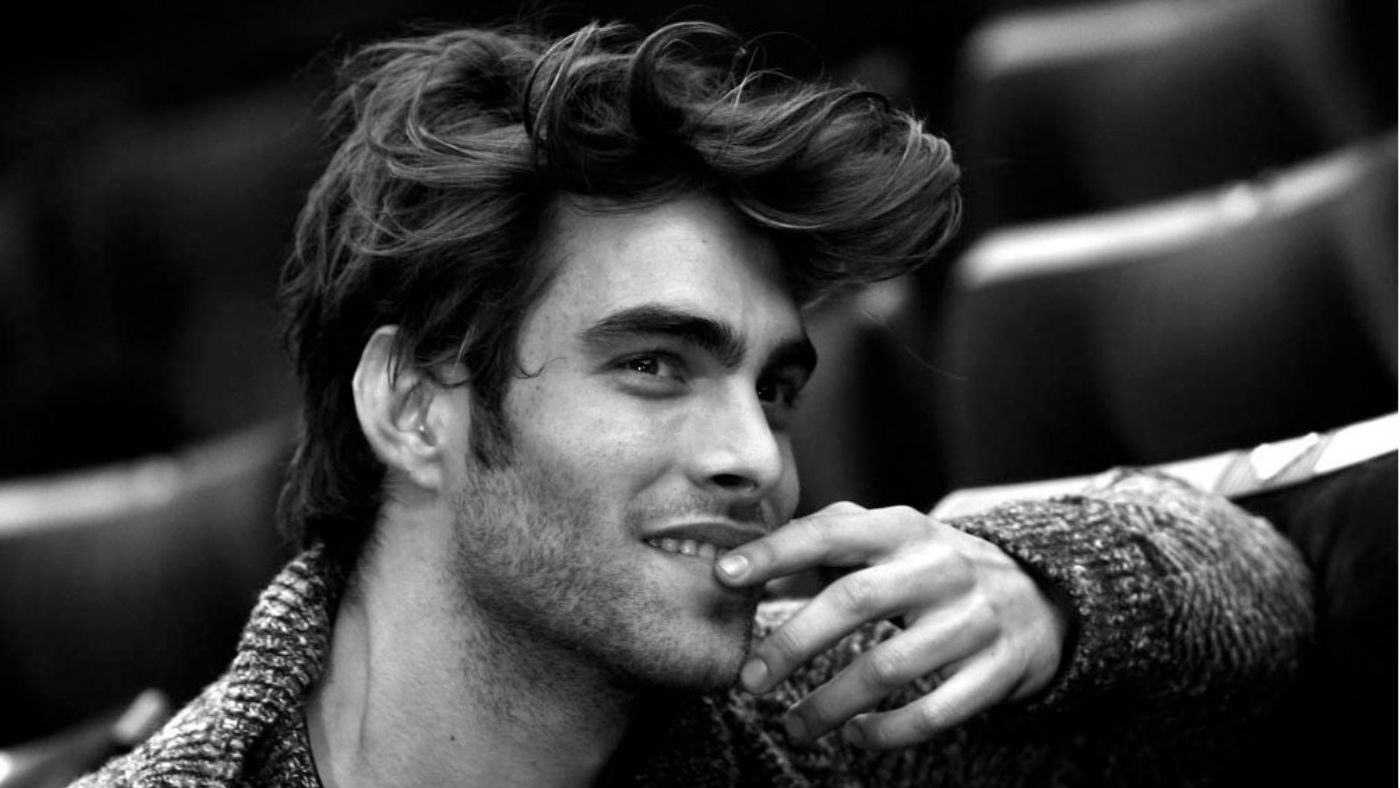 GET THE LOOK: Jon Kortajarena